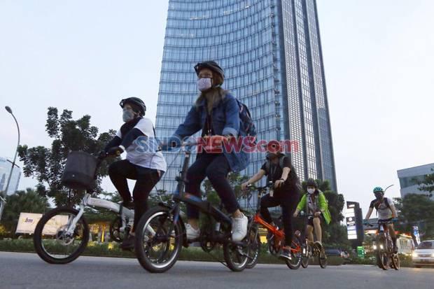 Agar Tetap Aman dari COVID-19 Ketika Bersepeda, Lakukan Hal Ini