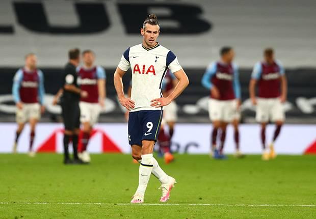 Gol Spektakuler Lanzini Nodai Debut Gareth Bale Bersama Tottenham