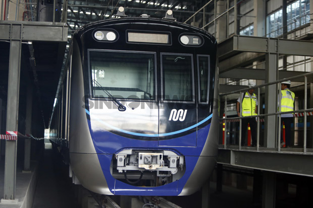 Pembangunan MRT Jakarta Fase 2A Dipastikan Molor, Ini Alasannya