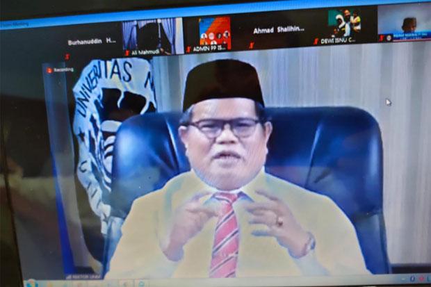 Rektor UNM Dorong Kurikulum Kewirausahaan di Pesantren
