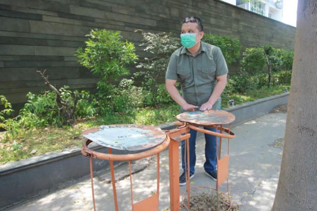 Erwin Aksa Kembali Tunjukan Bukti Kegagalan Program Danny Pomanto