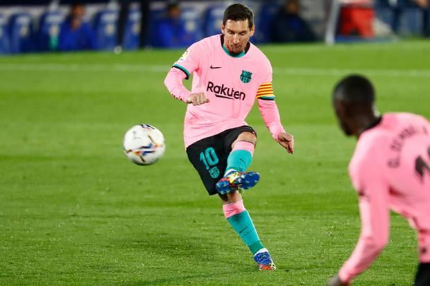 Barcelona Vs Ferencvaros Koeman Messi Butuh Gol Di Liga Champions