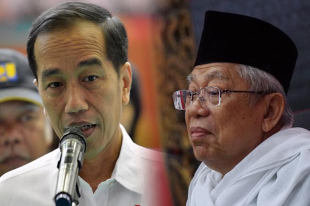 1 Tahun Jokowi-Maruf, Bidang Hukum dan Pemberantasan Korupsi Alami Kemunduran