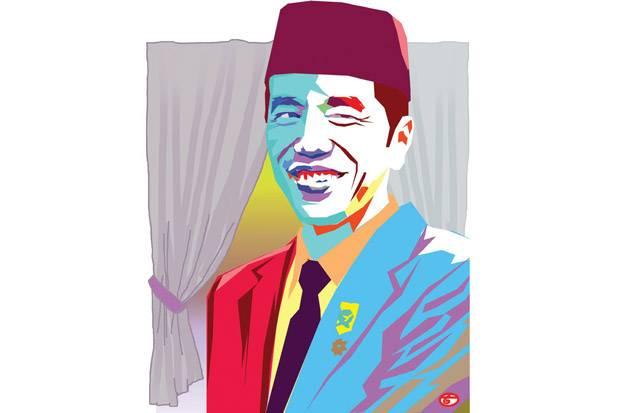 Setahun Periode Ke-2 Jokowi