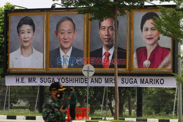Pertemuan Jokowi-Suga Hasilkan Kerjasama Kesehatan Hingga Pinjaman Bencana Rp6,9 T