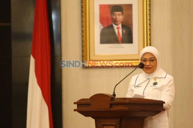 Soal UU Cipta Kerja, Menaker: Jokowi Tidak Cari Aman