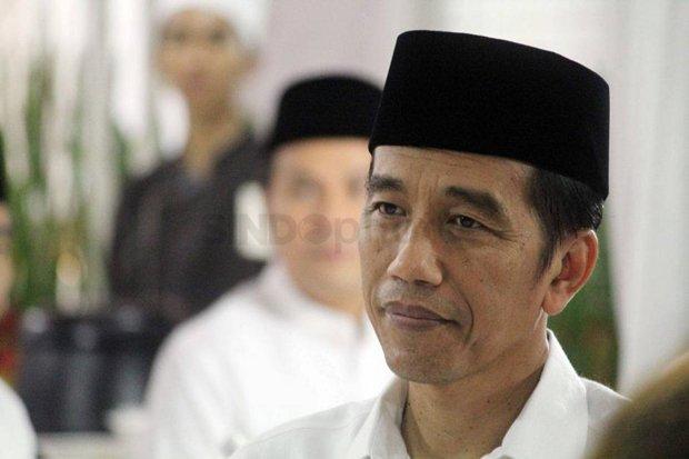 Survei Indikator: 66% Masyarakat Puas dengan Kinerja Jokowi