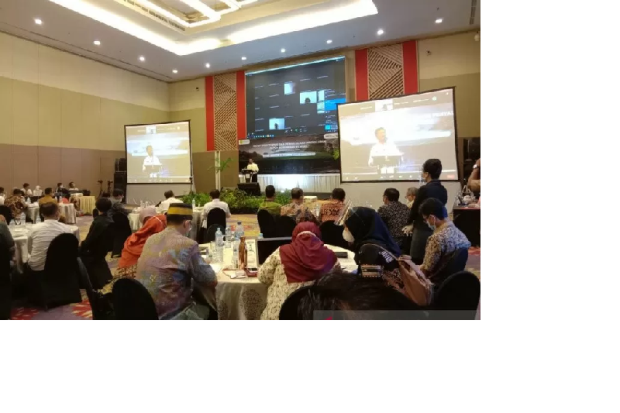Kumpulkan Distributor, Kementan dan Pupuk Indonesia Jaga Kelancaran Penyaluran Pupuk Subsidi