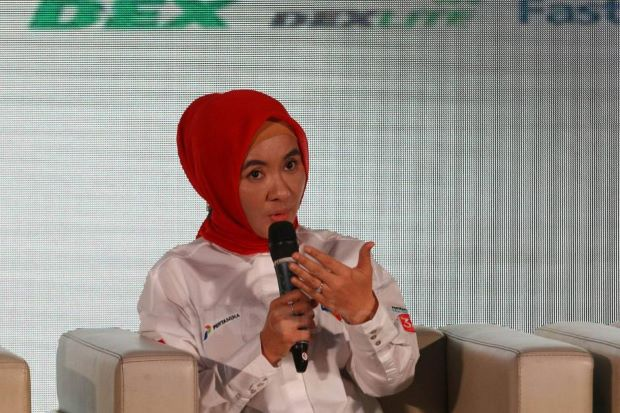 Bos Pertamina Nicke Widyawati Masuk Daftar 16 Wanita Paling Berpengaruh di Dunia