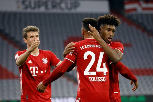 Ke Markas Bayern Muenchen, Atletico Cuma Jadi Pecundang