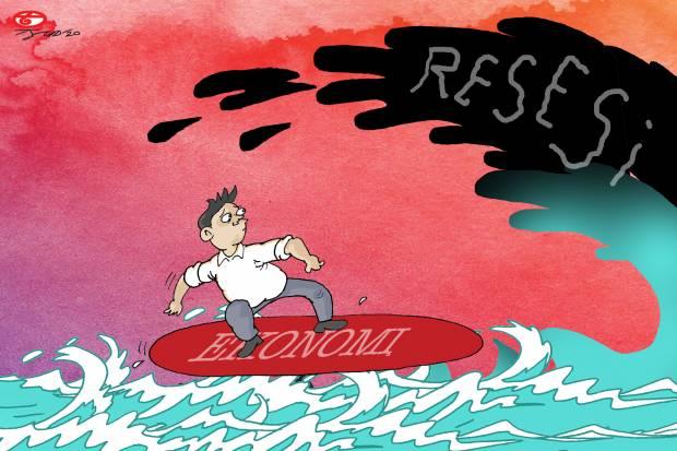 Waspada!, Indonesia Akan Resesi Panjang Dibanding Krisis Moneter 1998