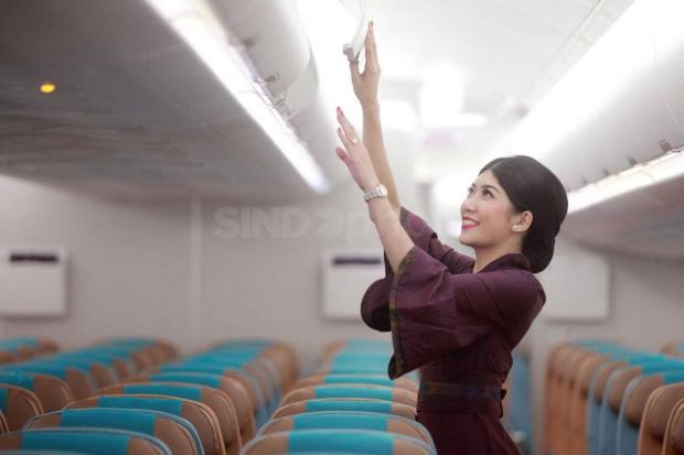 Hore! Mulai Besok Tiket Pesawat Garuda Dijual Murah Nih..