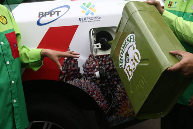 Kurangi Emisi Karbon Tak Cuma Soal BBM Oktan Tinggi, Perlu Pembenahan Transportasi