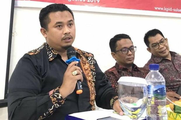 KPID Sulsel Soroti Keputusan KPU Gelar Debat Publik di Jakarta