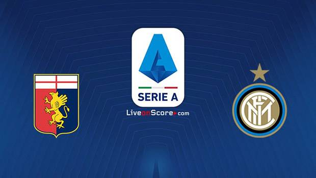 Preview Genoa vs Inter Milan: Hapus Dahaga Kemenangan