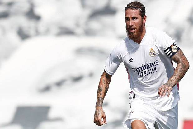 Ramos Ikut Rombongan Real Madrid, Zidane: Dia Bakal Tampil