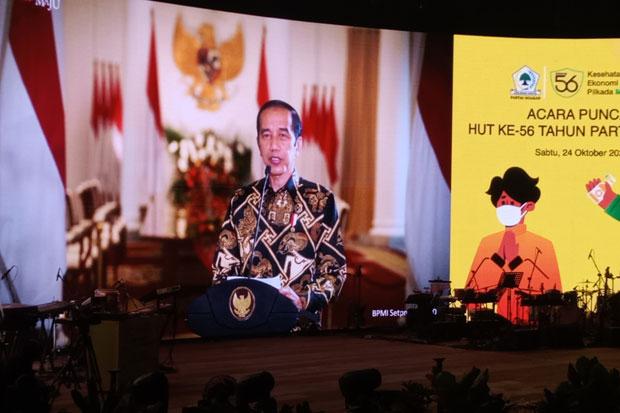 Presiden Jokowi Yakini Perekonomian Indonesia Bakal Pulih Kembali