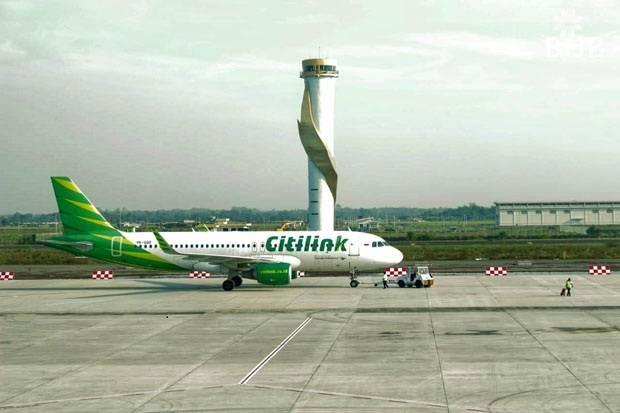 Layangan Nyangkut di Pesawat Citilink, Kemenhub: Area Bandara Harus Steril Dari Aktivitas Warga