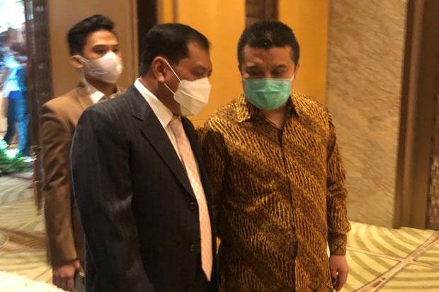 Erwin Aksa dan NH Punya Komitmen Sama di Pilwalkot Makassar