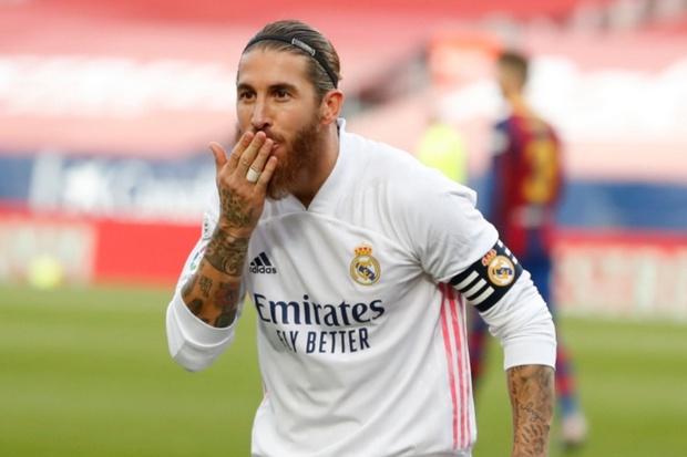 Ramos Tegaskan Madrid Pantas Dapat Penalti Saat Bentrok Barcelona