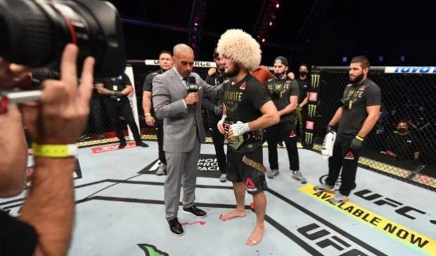 Khabib Nurmagomedov Pensiun Ciptakan Rekor MMA Bersejarah