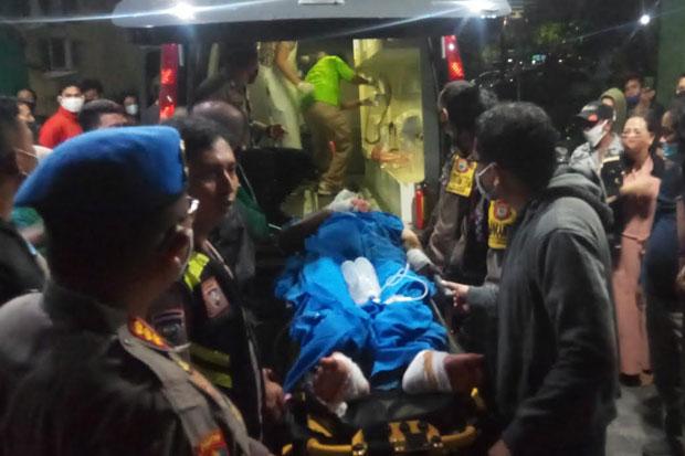 Lengan Korban Pembacokan di Panakkukang Diamputasi