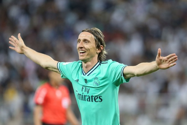 Bikin Fans Madrid Resah, Modric Tunda Dulu Pembahasan Kontrak Baru