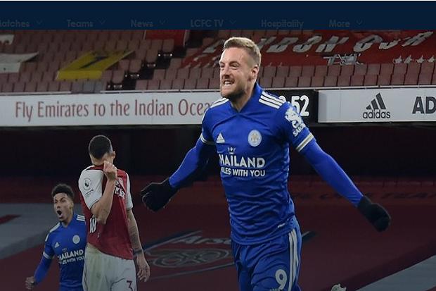 Bukan Rahasia, Vardy Memang Tak Pernah Suka Arsenal