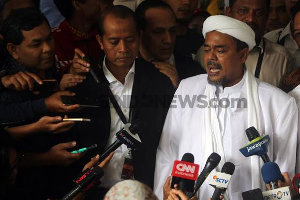 Ditanya soal Kepulangan Habib Rizieq, Begini Respons Munarman