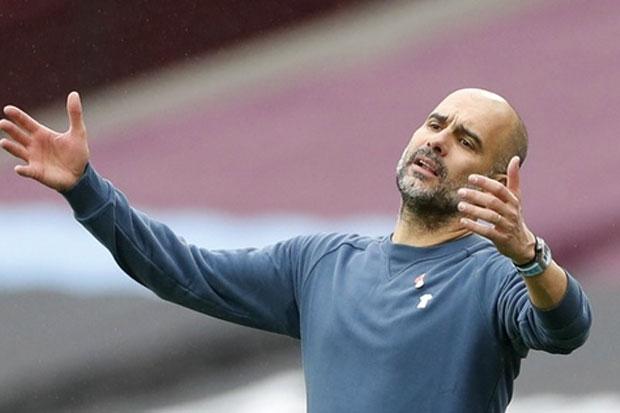 Guardiola Percaya City Akan Kembali ke Performa Terbaiknya