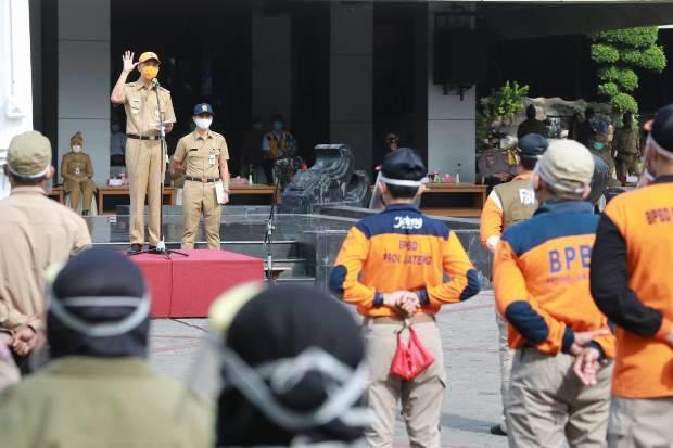 Jawa Tengah Siap Antisipasi Bencana dan Libur Panjang Akhir Oktober