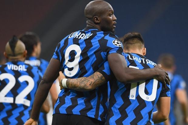 Conte Ingin Lebih dari Lukaku dan Martinez Saat Inter Bentrok Shakhtar