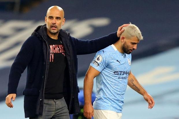 Aguero Terkapar Lagi, Guardiola Nyesel Man City Enggak Beli Penyerang Baru