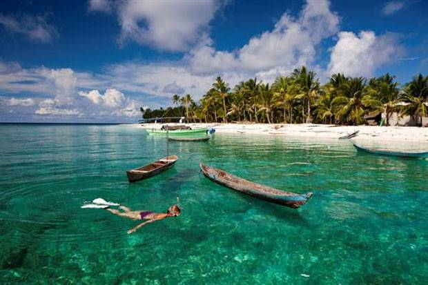 Menyepuh Pulai Kei, Mutiara di Tenggara Maluku