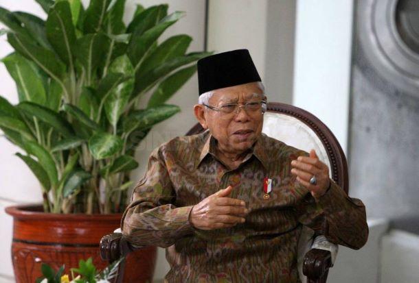 Maruf Amin: Dorong PEN dengan Penguatan Keuangan Syariah
