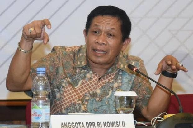 KPK Duga Anggota Komisi II dari PDIP Tahu Aliran Dana Korupsi Waskita karya