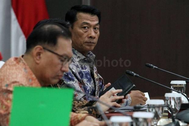 Jelaskan soal Sepeda Pemberian Daniel Mananta, Moeldoko Sebut Jokowi Sempat Kaget