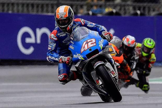 Sama-sama Berpeluang Juara, Pilih Mir atau Rins Suzuki?