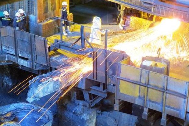Sulsel Dongkrak Investasi Smelter di Kawasan Indonesia Timur