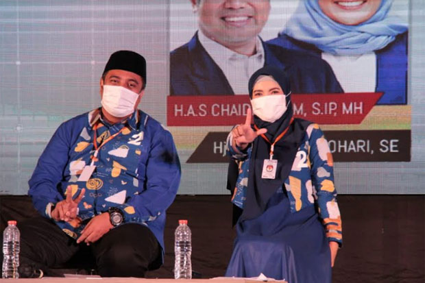 Chaidir-Suhartina Siapkan Solusi Jangka Panjang Atasi Persoalan di Maros