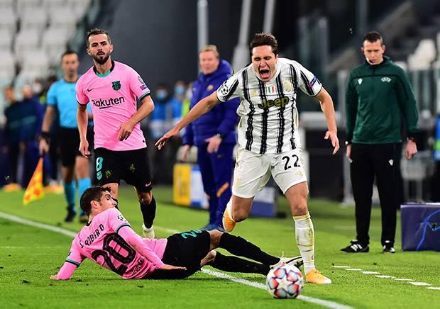 Sergi Roberto: Kemenangan atas Juventus Penawar Sakit Hati El Clasico