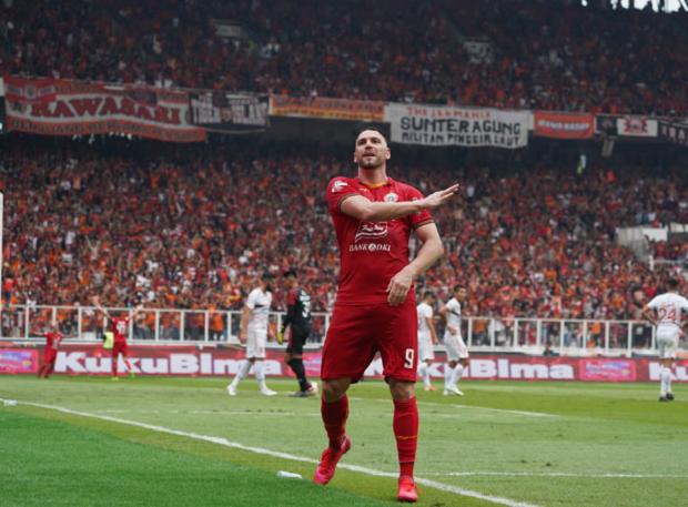 Liga 1 2020 Ditiadakan, Begini Reaksi Kekecewaan Marko Simic