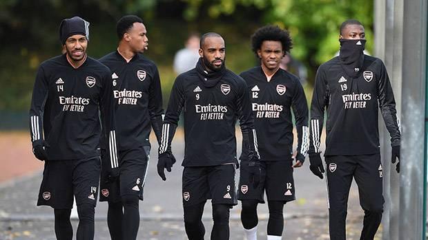 Arsenal Tanpa Tiga Pemain Penting Jelang Lanjutan Liga Europa