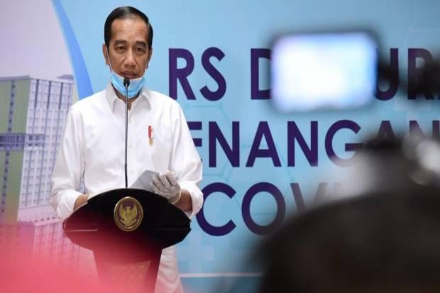 Peran Maruf Amin Kurang Dioptimalkan, Jokowi Dinilai One Man Show