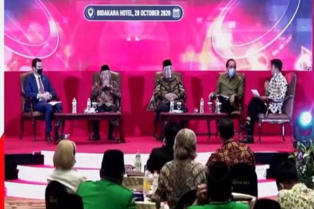 PBNU Ajak Semua Pihak Kawal Tegaknya Pancasila