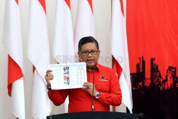 Ingat Pesan Megawati, Sekjen PDIP Sebut Berpolitik Bukan Memelototi Survei