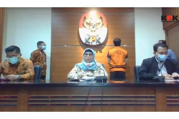 DPO Kasus Suap Perkara MA Langsung Ditahan KPK