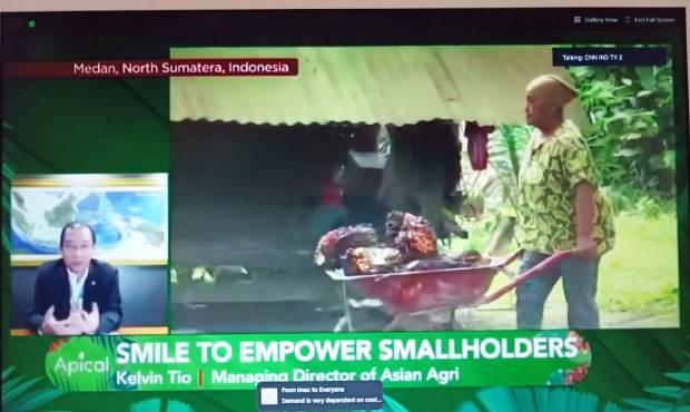 SMILE Bantu Petani Sawit Dapatkan Sertifikasi Internasional