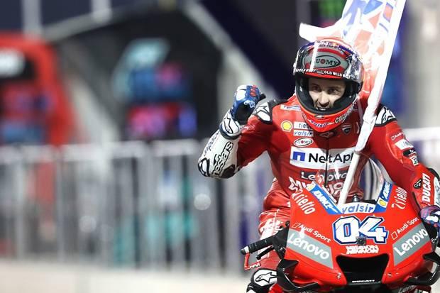 Belum Punya Tim, Andrea Dovizioso Ngarep Bisa Gabung ke Yamaha