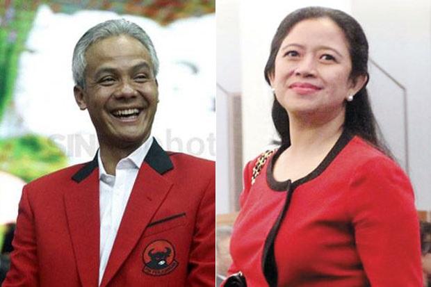 Elektabilitas Ganjar Meroket, Puan Bisa Jadi Playmaker Gantikan Megawati
